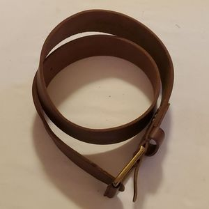 Timberland leather belt size 32